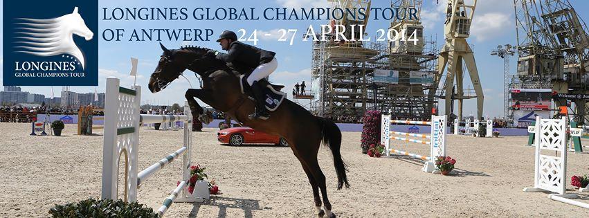 Liveblog: Persconferentie Global Champions Tour Antwerpen