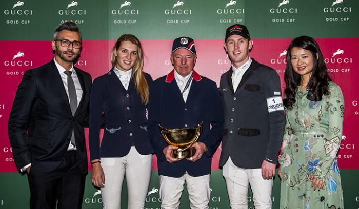 Gucci Gold Cup - Whitaker - Mendoza - Brash