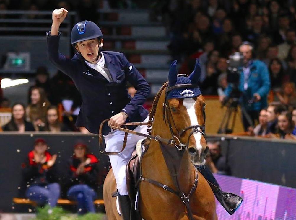 Bertram Allen wint tweede wereldbekermanche, Deusser ruiter vh concours in Bordeaux