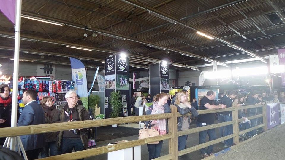De Belgische paardenbranche houdt zijn jaarlijks familiefeest op Flanders Horse Expo