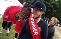 Karin Donckers wint de CICO 3* Strzegom Horse Trials met Fletcha van 't Verahof!