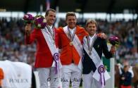 Het EK zit erop, één zilveren en één gouden medaille voor onze Belgen