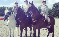 EK Horseball: dagboek vanuit Bordeaux, dag 1 en 2