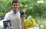 Constant Van Paesschen wint met Diamanthina de mini GP op Flanders Horse Event
