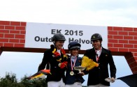 LRV: Dubbel brons op EK eventing in Helvoirt