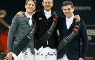 Grand Prix des Longines Masters de Hong-Kong , Marco Kutscher se fait plaisir