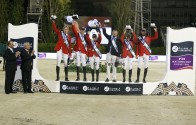 Furusiyya FEI Coupe des Nations, L'Allemagne au sommet