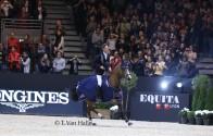 CSIW Lyon Grand-Prix Coupe du Monde: Daniel Deusser & Equita s'offrent Lyon