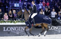 Staut enflamme le Longines Speed Challenge
