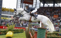 CHIO Aachen , Grand-Prix Rolex, le rêve de Grégory Wathelet
