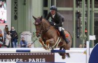 Saut Hermès – Simon Delestre & Hermès Ryan enflamment le Grand Palais