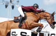Un nouveau piquet de chevaux pour Gudrun Patteet