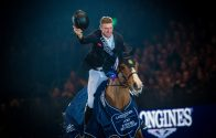 Olympia Horse Show – William Whitaker «On Top of the World»