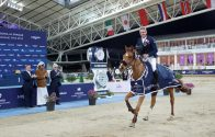 LGCT Doha , Epaillard en ouverture, Nicola Philippaerts troisième!