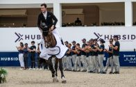 Le Belge Constant van Paesschen remporte son premier Grand Prix 4* à l'HUBSIDE JUMPING Grimaud-Golfe de Saint-Tropez