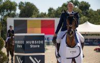 A l'HUBSIDE JUMPING Grimaud-Golfe de Saint-Tropez, un cavalier belge peut en cacher un autre