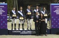 CSIO Barcelone – l'Espagne se console dans la Challenge Cup